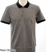Hugo Boss Philipson 71 Polo Black