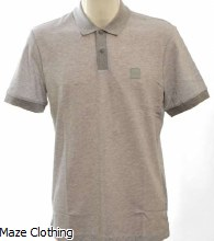 Hugo Boss Philipson 73 Polo Grey