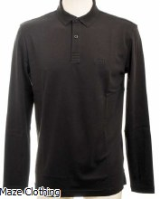 Hugo Boss Pirol Polo Black