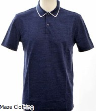 Hugo Boss Pitton 17 Polo Navy