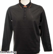 Lagerfeld Polo 745002 Black