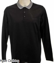 Lagerfeld Polo 745003 Black
