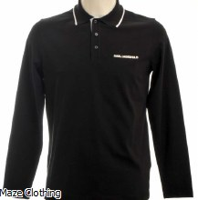 Lagerfeld Polo 745016 Black