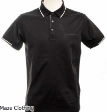 Lagerfeld Polo 755001 Black