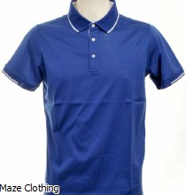 Lagerfeld Polo 755001 Royal