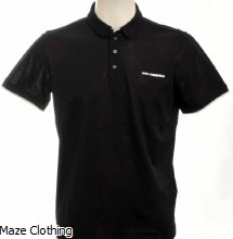 Lagerfeld Polo 755005 Black
