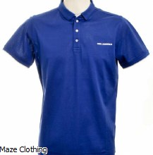 Lagerfeld Polo 755005 Royal