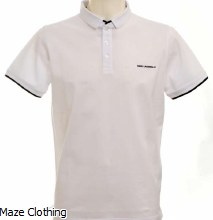 Lagerfeld Polo 755005 White