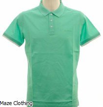 Karl Lagerfeld Polo 755007 Green