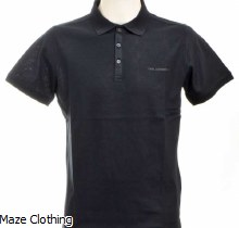 Lagerfeld Polo 755009 Navy