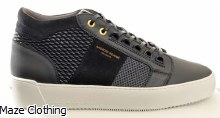 Android Homme Propulsion Mid Woven Navy