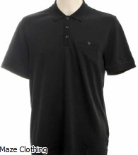 Ted Baker Pumpit Polo Black