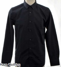 Matinique Robo N Navy Shirt