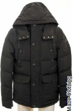 Moose Knuckles Shippagan Jacket Black