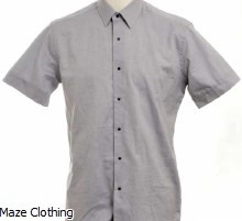 Lagerfeld Shirt 501625 Grey