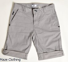 Hugo Boss Kids Gaberdene Short Grey