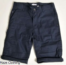 Hugo Boss Kids Gaberdene Short Navy