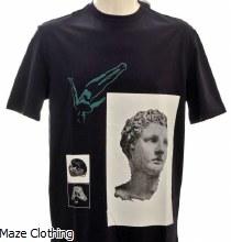 Lanvin Statue T Shirt