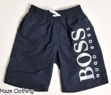 Hugo Boss Kids Surfer Short Navy