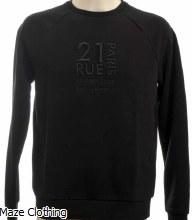 Lagerfeld Logo Sweatshirt Black