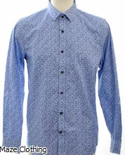 Matinique Trostol B3 Shirt Blue