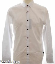 Matinique Trostol B5 Geo Shirt White