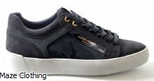 Android Homme Venice Camo Trainer Navy