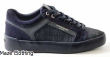 Android Homme Venice Metallic Trainer Navy