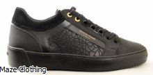 Android Homme Venice Rubber Trainer Black