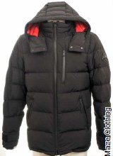 Moose Knuckles Viamonde Jacket Black