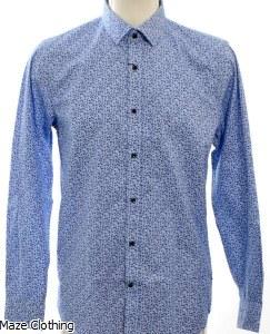 Matinique Trostol B3 Shirt Blue