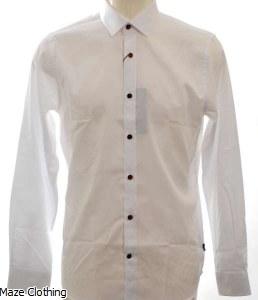 Matinique Trostol B5 Geo Shirt White