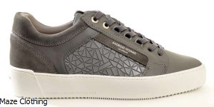 Android Homme Venice Rubber Trainer Grey