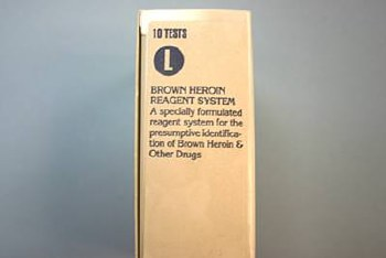 6081, TEST L, HEROIN