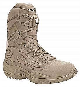 """C8894, Tan 8"""" Boot, SZ CT,6.5M"""