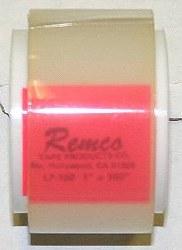 LP200,clear fingerprint tape