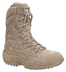 "C8894, Tan 8"" Boot, SZ CT,6.5M"
