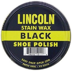 Lincoln Shoe Polish,18317