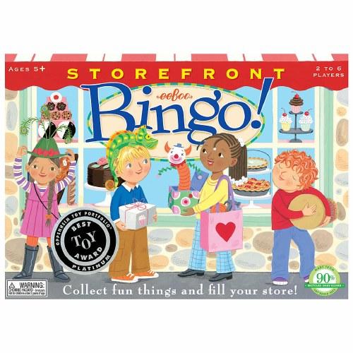 STOREFRONT BINGO
