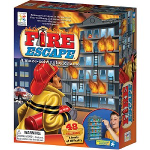 FIRE ESCAPE GAME