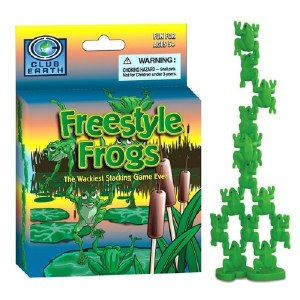 FREESTYLE FROGS