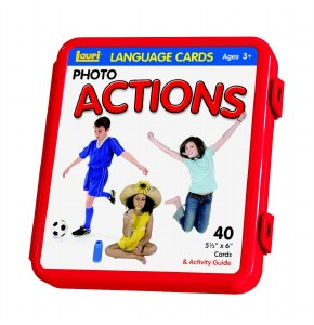 LANGUAGE CARDS ACTIONS