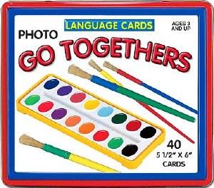 LANGUAGE CARDS GO TOGETHERS