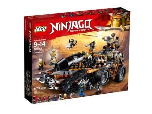 LEGO 70654 DIESELNAUT V39