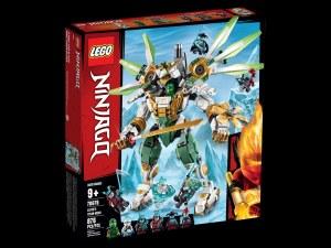 LEGO 70676 LOYDS TITAN MECH