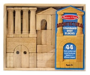 MD ARCHITECTURAL UNIT BLOCKS