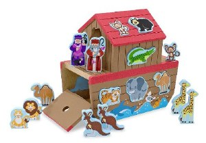 MD NOAHS ARK SHAPE SORTER