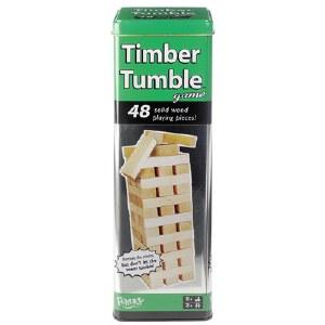 TIMBER TUMBLE TIN
