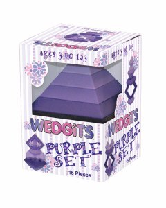 WEDGITS PURPLE