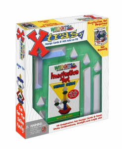 WEDGITS XTRAS CARDS & STIX KIT